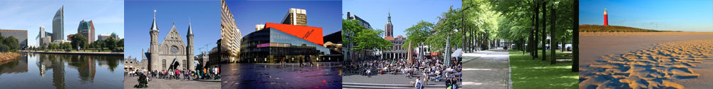 Bed and Breakfast and short stay The Hague